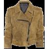 Jacket - coats Beige - Jacken und Mäntel -