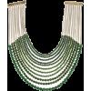 Necklaces Green - Necklaces -