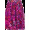 Skirts Purple - Skirts -