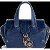 Bag Blue - Bag -
