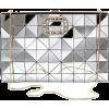 Hand bag Silver - Hand bag -