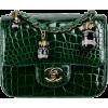 Hand bag Green - 手提包 -