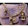 Hand bag Purple - Torebki -