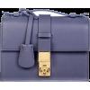 Hand bag Blue - Bolsas pequenas -