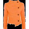 Cardigan Orange - Cardigan -