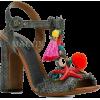 dolce & gabbana sandals - Sandals -