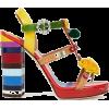 dolce & gabbana sandals - Sandale -