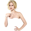 doll parts head arms blonde  - Persone -