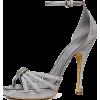 Donna-karan Sandals Silver - Sandały -