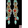 doricsengeri earrings - Brincos -