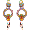 dori-csengeri earrings - Aretes -