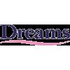 dreams - 插图用文字 -