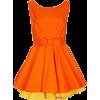 Dresses Orange - Dresses -