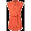 Dresses Orange - Vestidos -