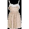 Dresses Beige - 连衣裙 -