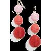 drop earrings - Earrings -