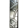 early 20th century stain glass window - Furniture -