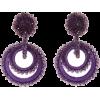 earring - 耳环 -