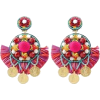 earrings - Hand bag -