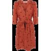 ed Beauvoir Bird Print Dress Sessùn - Haljine -