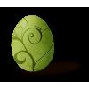 Egg Green Food - フード -