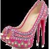 Louboutin SS 2012 - Shoes -