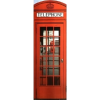 London Telephone Box - Predmeti -
