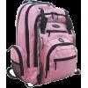 Pink Backpack - Backpacks -