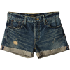 アメリカンラグ シー[AMERICAN RAG CIE] セルビッチデニムショートパンツインディゴ - Shorts - ¥17,850  ~ $158.60