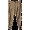 アメリカンラグ シー[AMERICAN RAG CIE] 【navasana】テンセルツイル裾タックパンツベージュ - Pants - ¥17,850  ~ $158.60