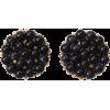 ガリャルダガランテ[GALLARDAGALANTE] 【再入荷】スパイラルストーンプチピアスパープル - Earrings - ¥8,925  ~ $79.30