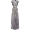 embellished gown - Vestiti -