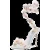 embellished heels - Sandale -