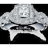 engagement diamond ring - Rings -