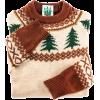 evergreen sweater - Puloverji -