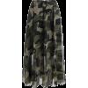 falda camuflada - スカート -