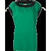 fashion, summer clothes, tops - T-shirts -