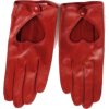 red - Gloves -