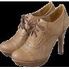 オックスフォードパンプス - Boots - ¥10,080  ~ $89.56