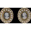 カメオピアス - Accessories - ¥1,575  ~ $13.99