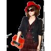 ミリタリーショートジャケット - People - ¥9,975  ~ $88.63