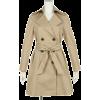 シャイニーストレッチトレンチコート - Jacket - coats - ¥19,950  ~ $177.26