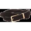 スウェードスリムベルト - Belt - ¥1,995  ~ $17.73