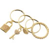カギハートリング - Accessories - ¥2,625  ~ $23.32