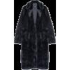 faux-fur coat - Jacket - coats -