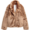 faux-fur jacket - Jacket - coats -