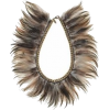 Feather Necklace - Necklaces -