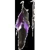 Feather - Earrings -