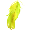 Feather Yellow - Items -