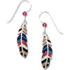 feather earrings - Orecchine -